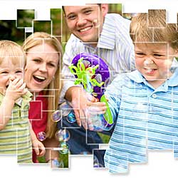 Turn A Photo Into A Collage Of Squares With Photoshop