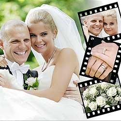 Film Strip Photo Collage in Photoshop - Part 2