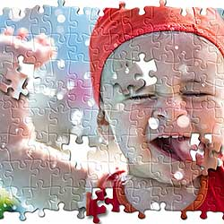 Photoshop Puzzle Effect