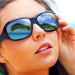 Adding Reflections To Sunglasses With Photoshop