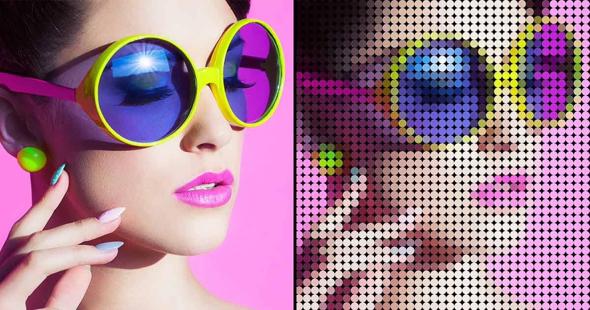 Cool photo color effects photoshop
