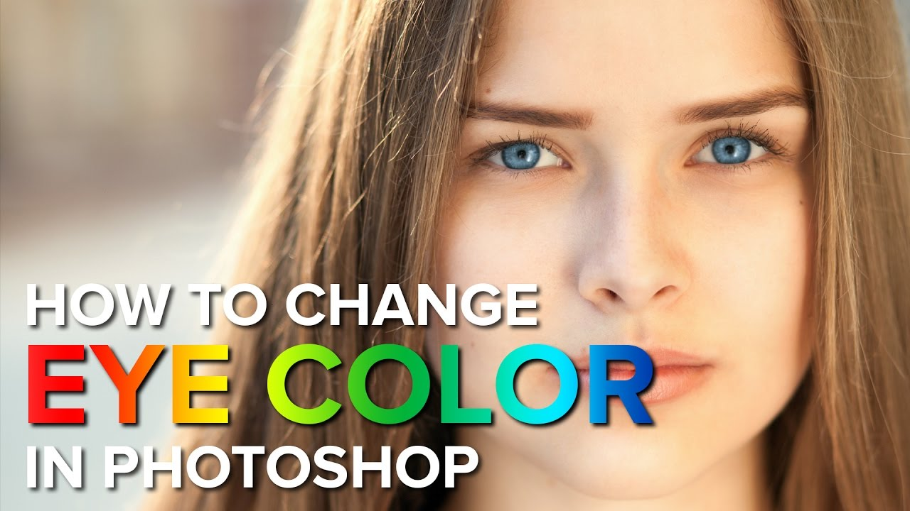 How to change eye color in photoshop step by step baditri Gallery