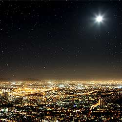 Starry Night Sky Effect With Photoshop CS6