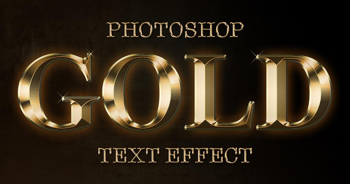 Casino text effect photoshop