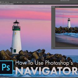 Photosohp Navigator Panel Tutorial