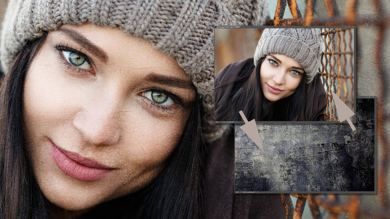 Photoshop Tutorial: CREATING PHOTO EFFECTS TEMPLATES By ...